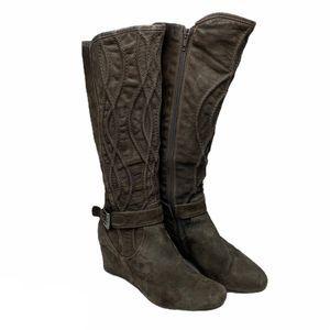 Napoleoni Suede Boots Italy 9